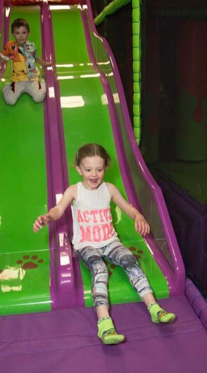 JumpGiants_GirlonSlideSoftplay_image