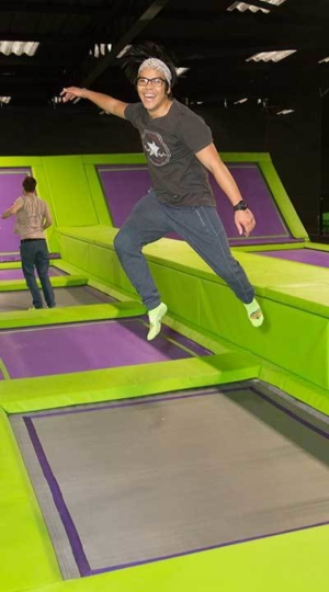 Jump Giants Trampoline Parks | Rules & FAQs to keep you safe
